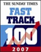 We came #29 in Sunday Times Fast Track 2007
