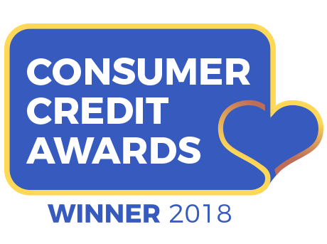 Consumer Credit Award - Treating Customers Fairly 2018